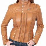 Women,s Leather Jacket
